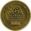 Alabama Geocoin