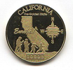 California Geocoin